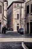 Ruelle dans la vieille ville Images libres de droits