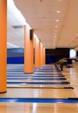 Ruelle de bowling image libre de droits