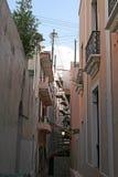 Ruelle de San Juan image libre de droits