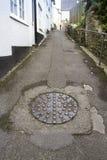 Ruelle de Sherborne, Lyme REGIS 2 Images libres de droits
