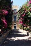 Ruelle monastique. Image libre de droits