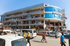 Rues éthiopiennes Images stock