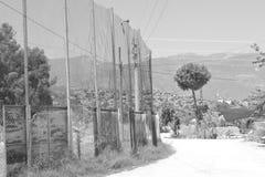 Rues d'Antalya Images libres de droits