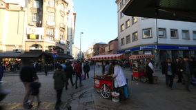 Rues d'eminonu - Fatih/Ä°stanbul clips vidéos