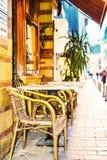 Rues d'Istanbul Images libres de droits