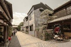 Rues d'Oikinawa Naha du Japon photos libres de droits