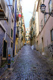 Rues de Lisbonne photos libres de droits