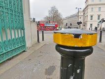 Rues de Londres, Angleterre Photo libre de droits