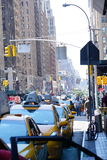 Rues de New York Photo stock