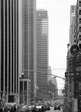 Rues de NYC Photographie stock libre de droits