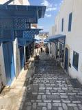 Rues de Sousse photos stock