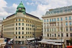 Rues de Vienne Images stock