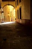 rues du Mexique de guanajuato Photos stock