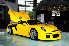 RUF CTR3 Stock Images