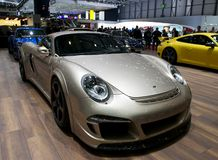 Ruf CTR3 Clubsport 2014 Royalty Free Stock Photos
