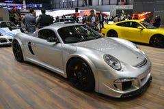 Ruf Porsche al salone dell'automobile di Ginevra Fotografia Stock