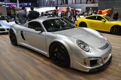 Ruf Porsche at the Geneva Motor Show Stock Photography