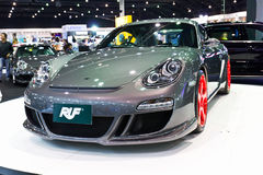 Ruf RGT-8 on display Stock Images