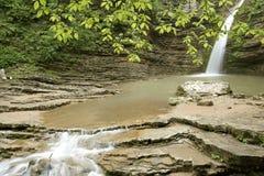 Rufabgo Falls Stock Images