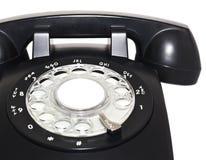 Rufen Sie uns am Telefon an Lizenzfreie Stockbilder