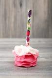 Ruffle style cacepop Royalty Free Stock Photo