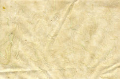 Ruffled Brown Paper Stock Images