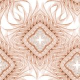 Ruffled Diamond Tile Abstract Stock Photos