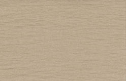 Ruffled Tan Paper. Ruffled paper perfect for background royalty free stock images