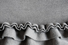 Ruffles detail Stock Photo