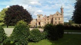 Rufford Abbey Ruins Nottinghamshire royalty free stock photo