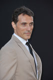 Rufus Sewell. LOS ANGELES, CA - JULY 23, 2014: Rufus Sewell at the premiere of his movie Hercules at the TCL Chinese Theatre, Hollywood stock photos
