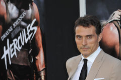 Rufus Sewell Stock Photo