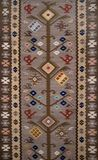 Rug. Traditional woolen rug from Bulgaria Royalty Free Stock Photography