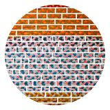 Rug bricks Stock Photos