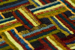 Rug hooking Royalty Free Stock Photography