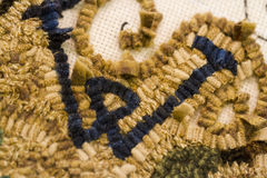 Rug hooking Stock Photography