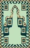 Rug pattern Stock Photo