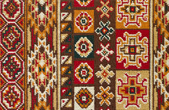 Rug pattern Royalty Free Stock Photography