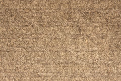 Rug Textured. Closeup of abstract floor rug Royalty Free Stock Photography