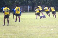 rugby Zdjęcia Royalty Free