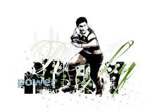 Rugby 2 Fotos de Stock
