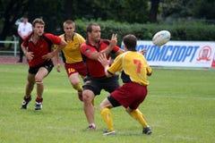 Rugby Royalty-vrije Stock Fotografie