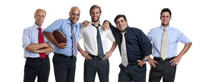 rugby Zdjęcia Stock