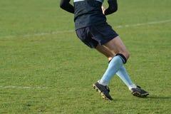 Rugby Fotografie Stock Libere da Diritti
