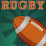 Rugby Immagine Stock