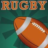 Rugby stock illustratie