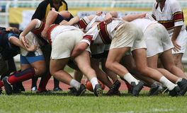 Free Rugby Royalty Free Stock Photography - 367687