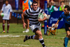 Player Forward Run Rugby Selborne Stock Photo