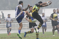 Rugby 33. Agong-Cup 2015 Stockfotos
