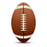 Rugby Ball Royalty Free Stock Images